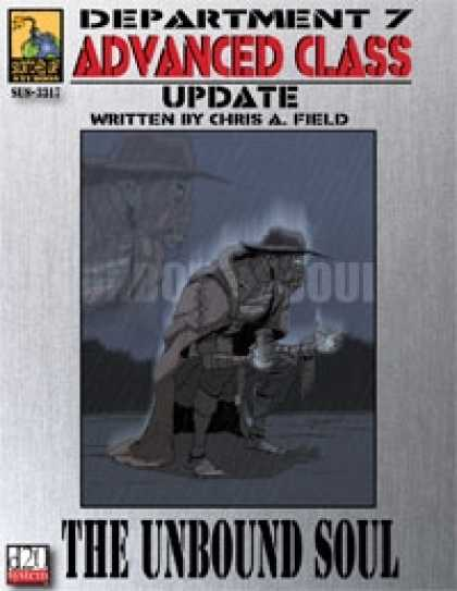 Role Playing Games - Dept. 7 Adv. Class Update: The Unbound Soul