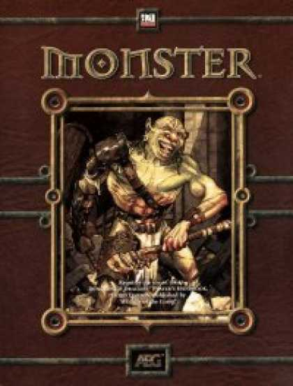 Role Playing Games - Monster