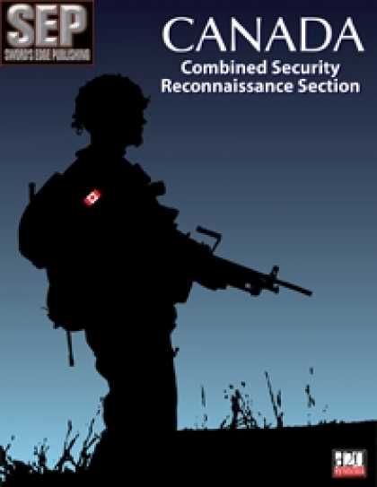 Role Playing Games - Canada's Combined Security Reconnaissance Section