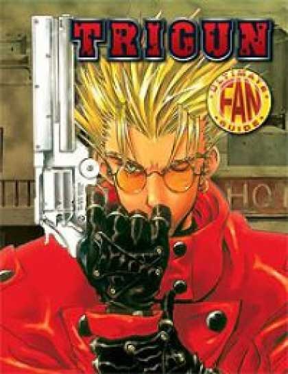 Role Playing Games - BESM Trigun UFG #1
