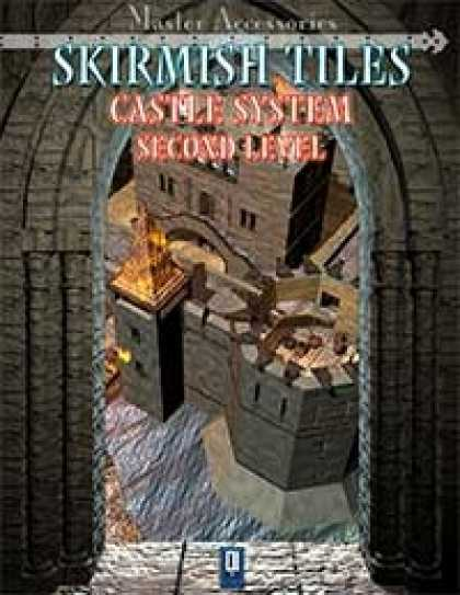 Role Playing Games - SKIRMISH TILES, Castle System: second level