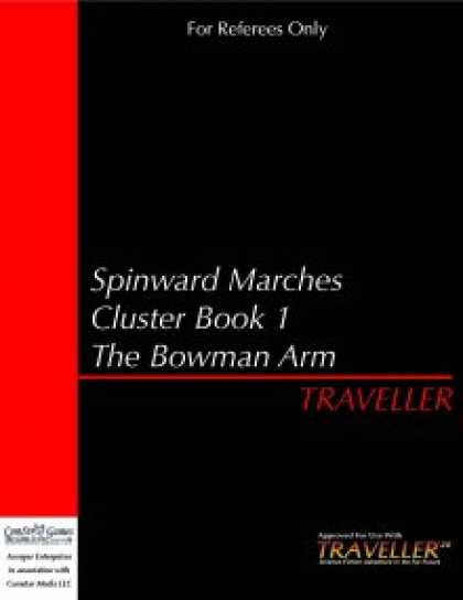 Role Playing Games - Traveller - Spinward Marches - CB1: The Bowman Arm