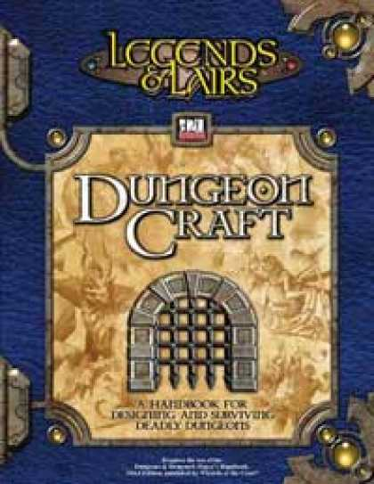 Role Playing Games - Dungeoncraft