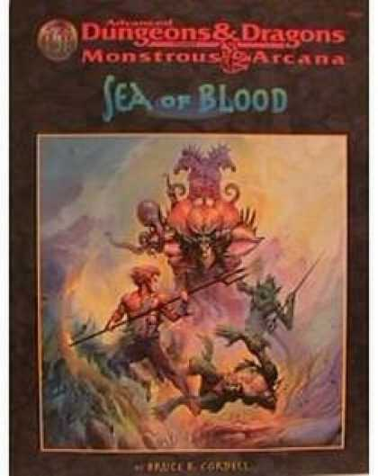 Role Playing Games - Sea of Blood