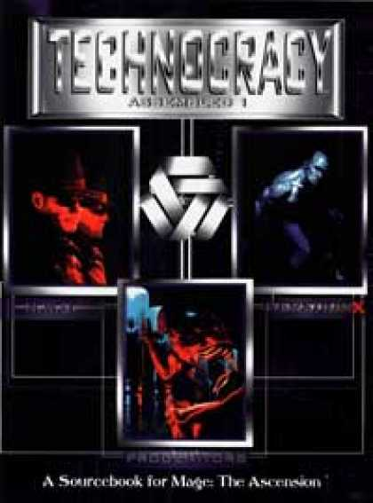 Role Playing Games - Technocracy Assembled 1