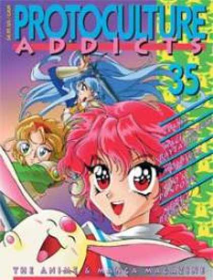 Role Playing Games - Protoculture Addicts #35