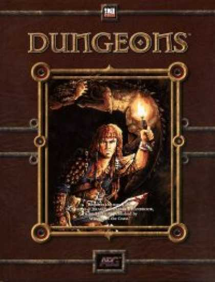 Role Playing Games - Dungeons