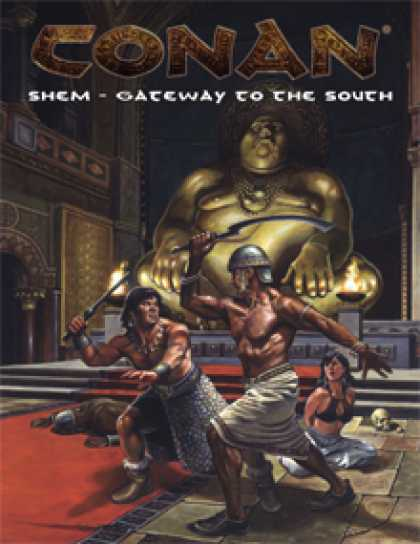 Role Playing Games - Shem - Gateway to the South