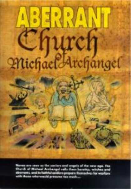 Role Playing Games - Aberrant: Church of Archangel Michael