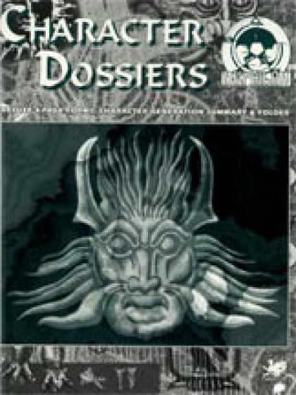 Role Playing Games - Nephilim Character Dossiers