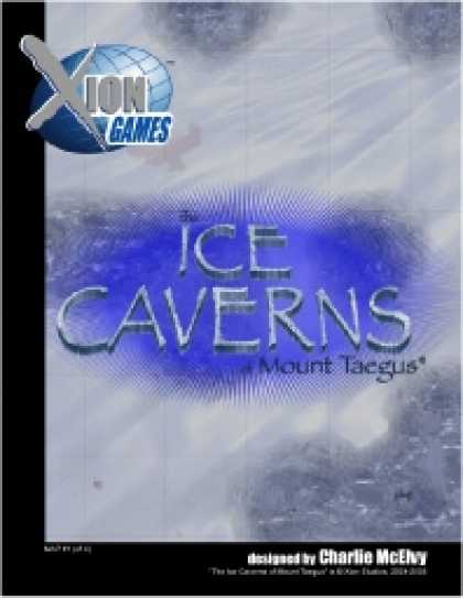 Role Playing Games - The Ice Caverns of Mount Taegus