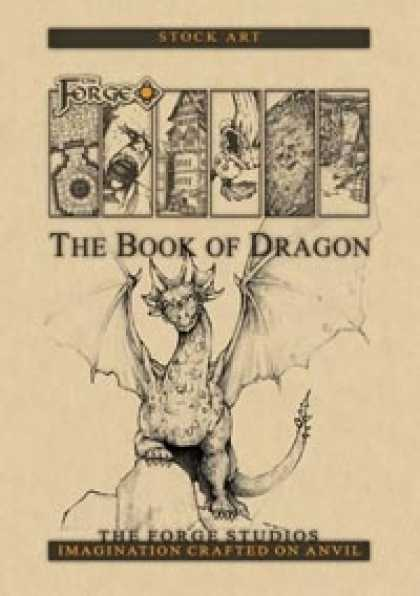 Role Playing Games - The Book of Dragon