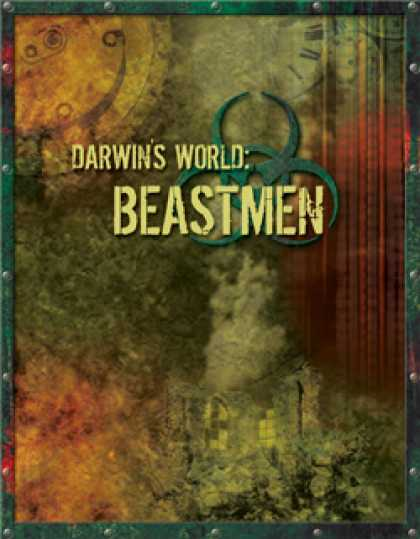 Role Playing Games - Darwin's World: Beastmen