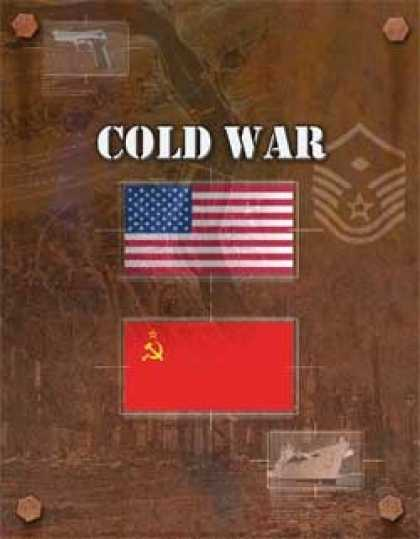 Role Playing Games - Cold War