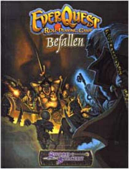 Role Playing Games - EQ rpg: Befallen