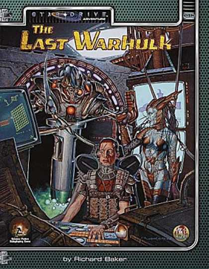 Role Playing Games - The Last Warhulk