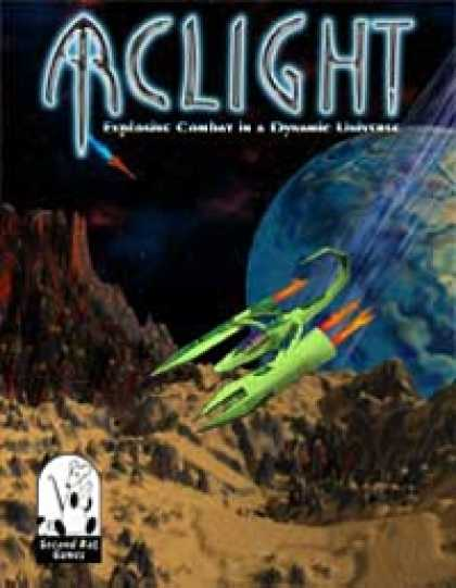 Role Playing Games - Arclight: Explosive Space Combat