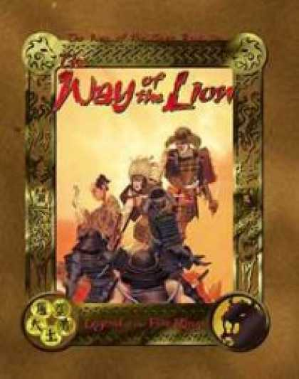 Role Playing Games - Way of the Lion