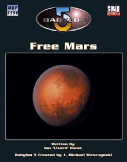 Role Playing Games - Free Mars