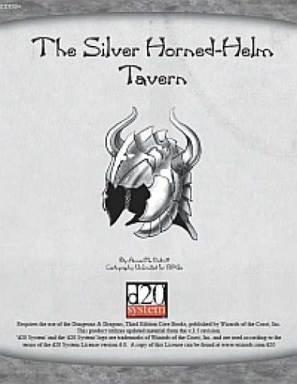 Role Playing Games - The Silver Horned-Helm Tavern