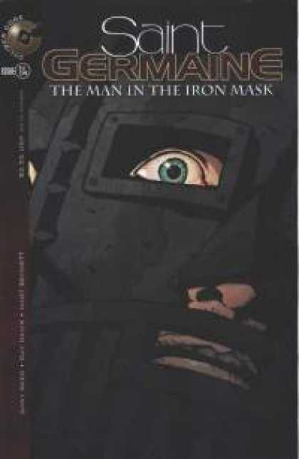 Role Playing Games - Saint Germaine: The Man in the Iron Mask