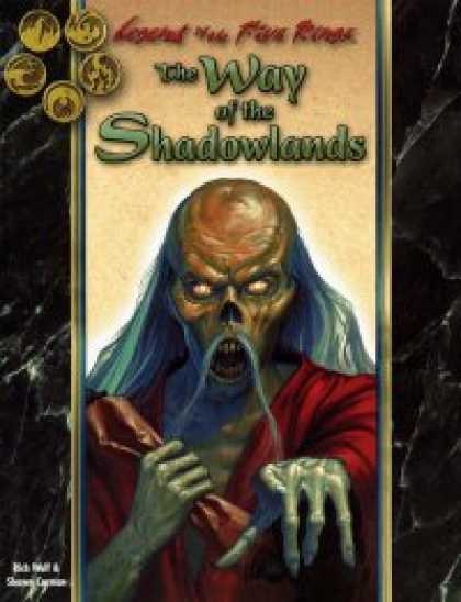 Role Playing Games - Way of the Shadowlands