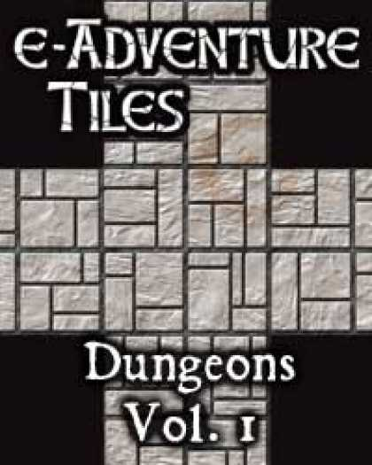 Role Playing Games - e-Adventure Tiles: Dungeons Vol. 1