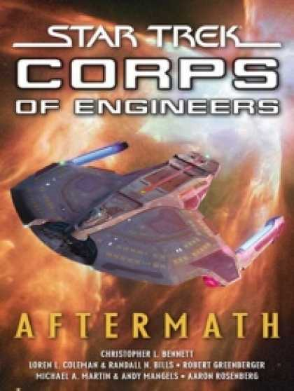 Role Playing Games - Star Trek: Starfleet Corps of Engineers: Aftermath