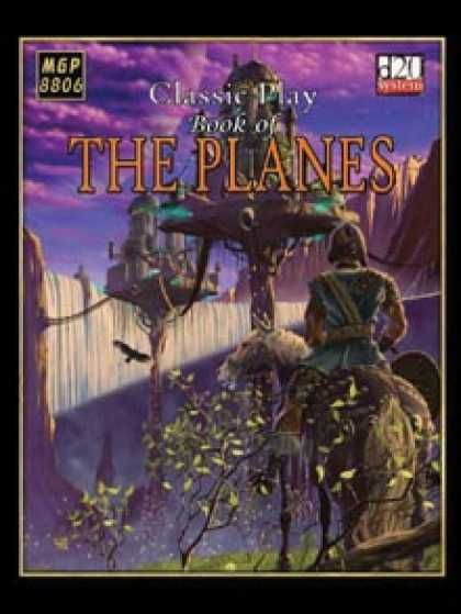 Role Playing Games - The Book of the Planes