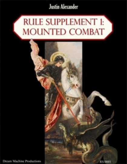 Role Playing Games - Rule Supplement 1: Mounted Combat