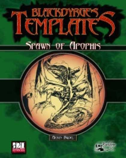 Role Playing Games - Blackdyrge's Templates: Spawn of Apophis