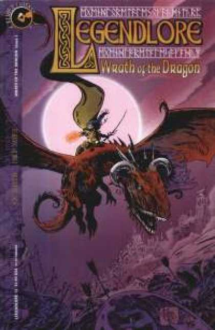 Role Playing Games - Legendlore #13: Wrath of the Dragon Part 1