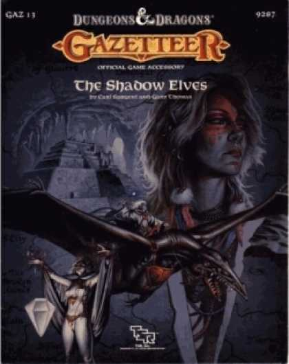 Role Playing Games - GAZ13 - The Shadow Elves