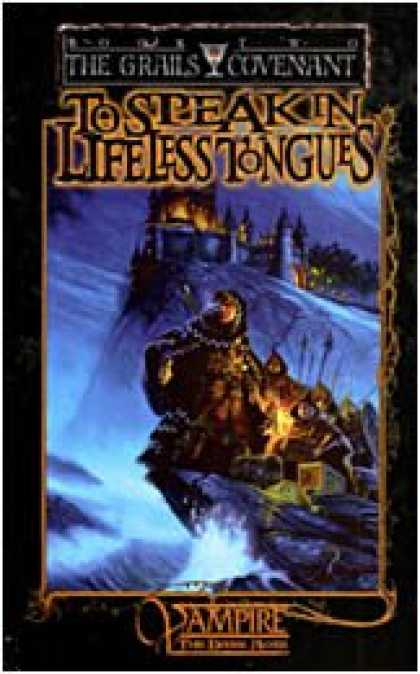 Role Playing Games - Grails Covenant Trilogy, Book 2: To Speak in Lifeless Tongues