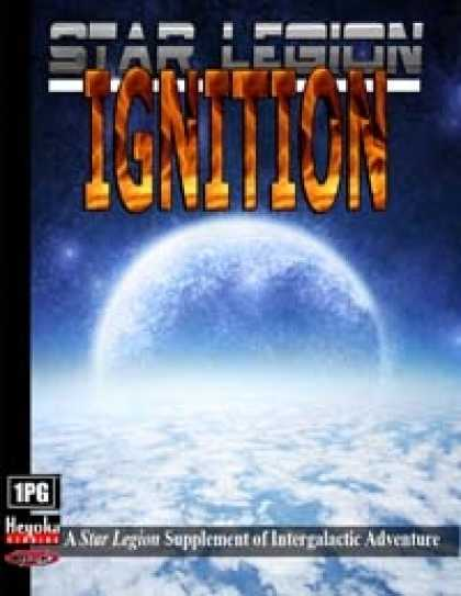 Role Playing Games - Star Legion: Ignition