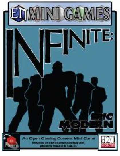 Role Playing Games - E.N. Mini-Games - Infinite: Epic Modern