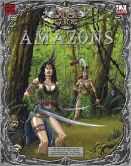 Role Playing Games - Slayer's Guide to Amazons