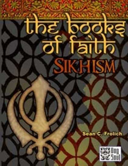Role Playing Games - The Books of Faith: Sikhism