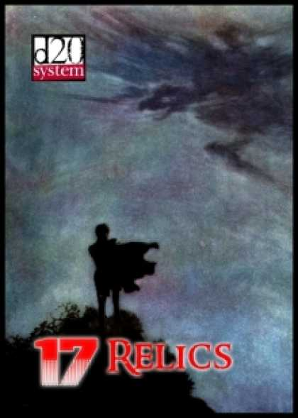 Role Playing Games - 17 Relics