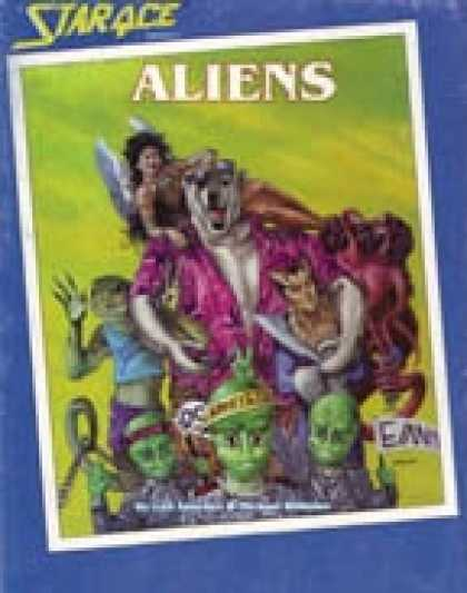 Role Playing Games - Star Ace Classic: Aliens