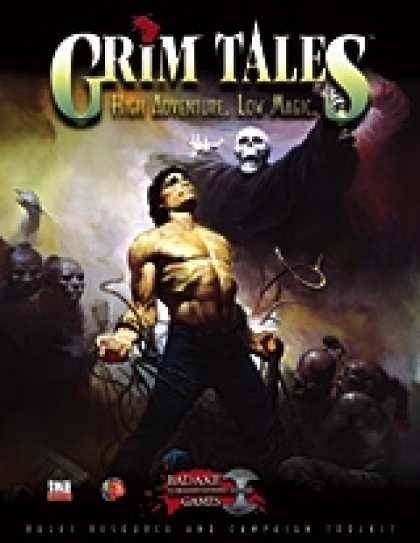 Role Playing Games - GRIM TALES: Gamemastering