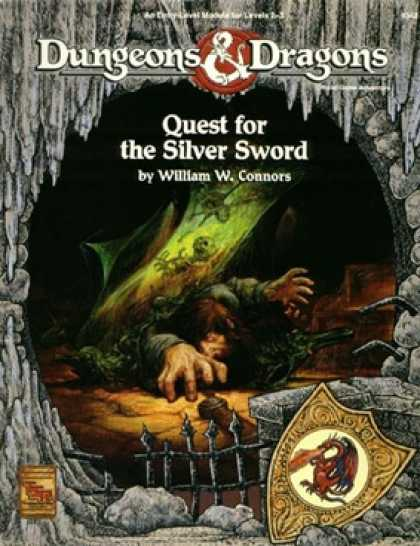Role Playing Games - Quest for the Silver Sword