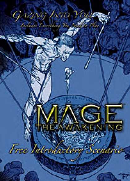 Role Playing Games - Mage: The Awakening Demo Part 1