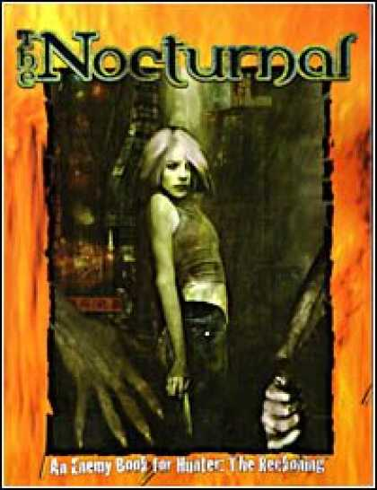Role Playing Games - Hunter: The Nocturnal