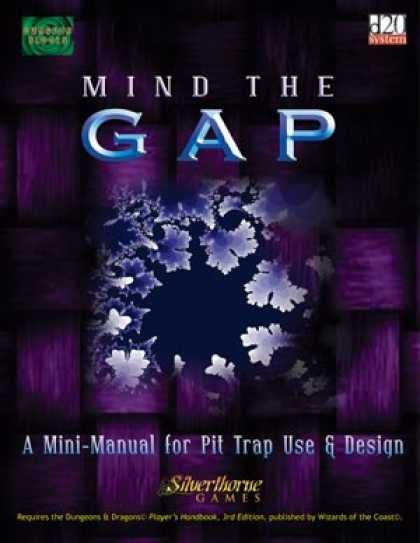 Role Playing Games - Mind the Gap (Revised)