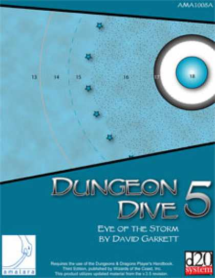 Role Playing Games - Dungeon Dive 5: Eye of the Storm