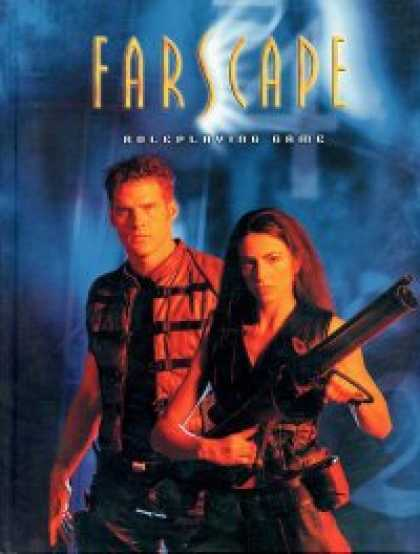 Role Playing Games - FarScape Roleplaying Game