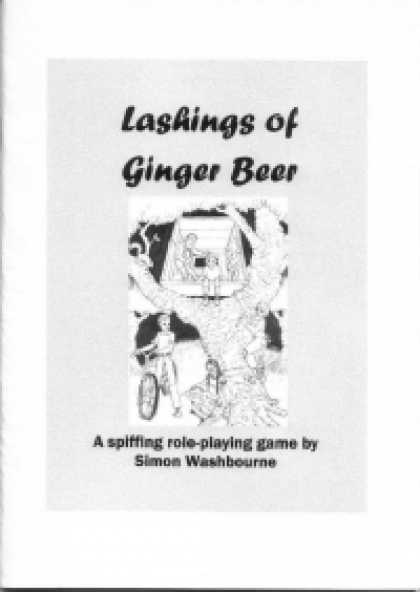 Role Playing Games - Lashings of Ginger Beer