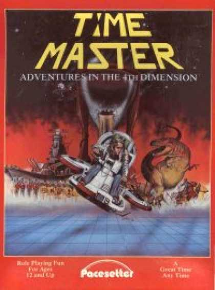 Role Playing Games - Time Master