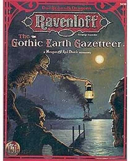 Role Playing Games - The Gothic Earth Gazetteer